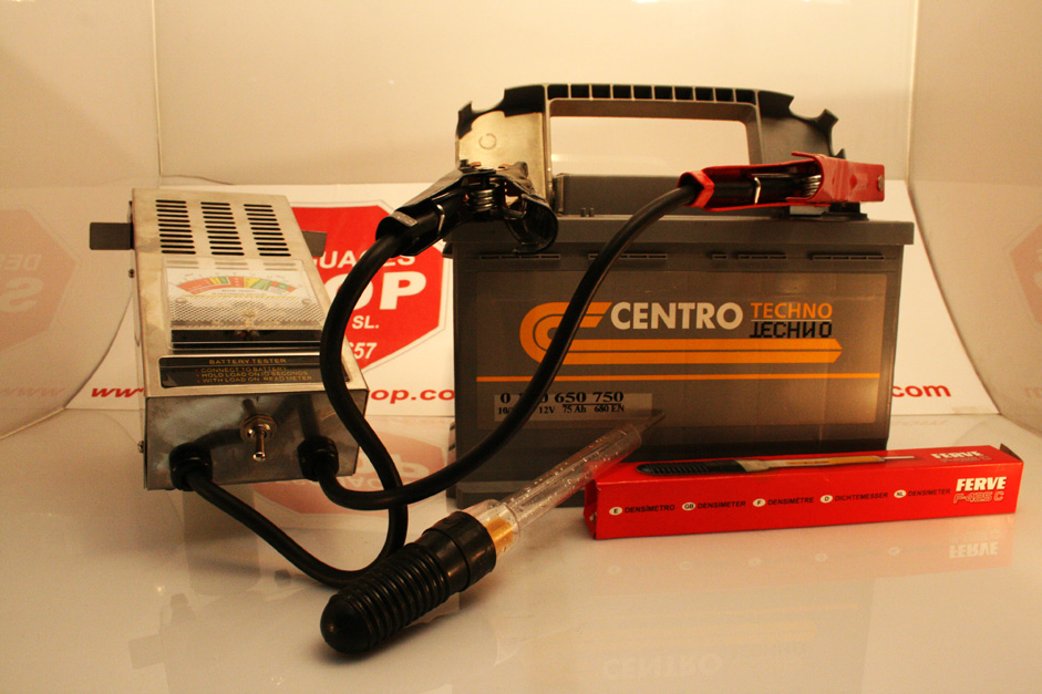 Baterias de segunda mano para coches